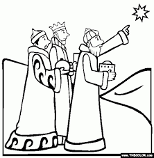 wise men coloring page regarding inspire to color pages cool