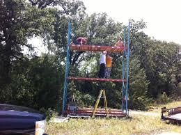 Plastic Deer Blinds Tower Of Power Deer Stand The Optics Talk Forums