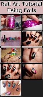 tutorial nail art foil top 60 easy nail designs for short nails 2018 update art
