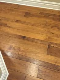 varying width floor planks house house