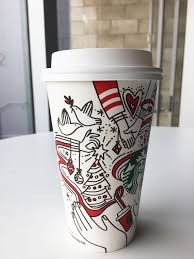 starbucks ends war on with new cup