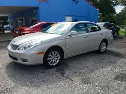 used lexus es330 sale central florida used car mart inc 2004 lexus es 330 mascotte fl