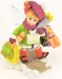 my kitchen fairies entire collection my kitchen fairies santa s expert shoppin fairie figurine