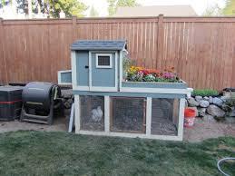 Build Backyard Chicken Coop by Coop And Garden My Foray Into Coop Building Backyard Chickens