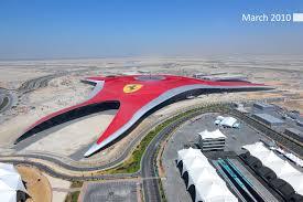 in abu dhabi roller coaster abu dhabi opens in october formula rossa