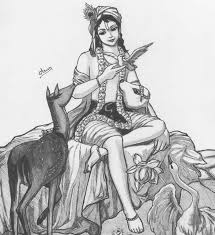 pencil sketch of lord krishna pencil sketches of lord krishna and