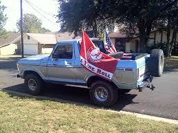 Bronco Flag Poor Man U0027s Flag Mount Ford Bronco Forum
