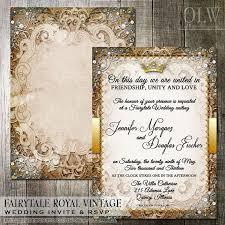 royal wedding invitation best 25 royal wedding themes ideas on gold