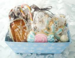 15 best christmas cookie gift baskets images on pinterest cookie