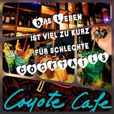 Das Wohnzimmer Bar Wiesbaden Coyote Cafe Wiesbaden Home Facebook