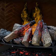 Realistic Electric Fireplace Insert by The 5 Most Realistic Electric Fireplaces Gas Log Guys