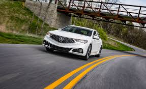 first acura 2018 acura tlx first drive review car and driver