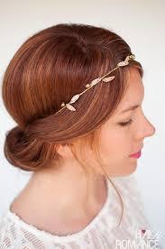 wedding hair with headband wedding hair inspiration one headband three ways hair