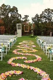 petal aisle runner petal pattern for aisle runner has anyone done this weddings
