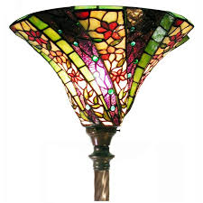 stained glass torchiere l shades stained glass l shades for floor ls 25 unique ideas on