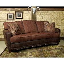 Cabin Sofa Rustic Sofas And Couches Reclaimed Furniture Design Ideas