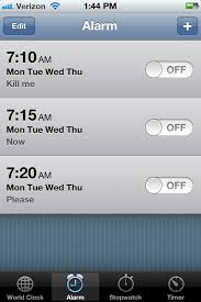 Iphone Alarm Meme - 21 iphone alarms that will definitely get you up funny pictures