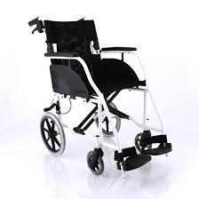 Comfort Medical Supplies Comfort Aluminium Transport Wheelchair Sr 612 Felco Medical