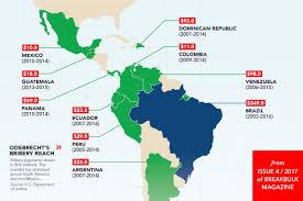 Corruption Map Brazil Wakes Up To Project Transparency Breakbulk Events U0026 Media