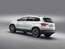 compass jeep white the skoda karoq could soon challenge the jeep compass in india