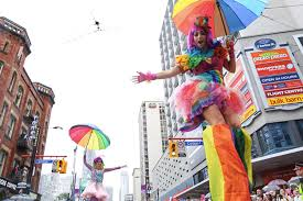 Bulk Barn Downtown Toronto Pool Parties Panels And Parades Pride Toronto Expands To All Of June