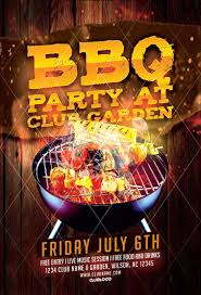 100 free bbq flyer template backyard bbq party invitation