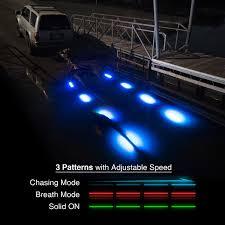 xkglow xk074010 boat trailer multi color led light kit