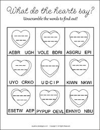 free valentine printable games for kids hubpages