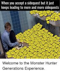 Hunter Memes - 25 best memes about the monster hunter the monster hunter memes