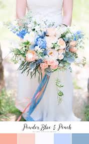 Powder Blue Paint Color by Best 25 Powder Blue Weddings Ideas On Pinterest Blue Flowers