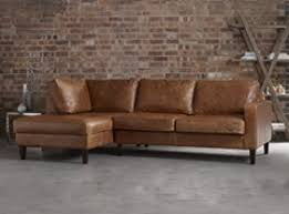 Leather Chaise Sofa Leather Chaise Sofas Handmade From Real Top Grain 50 Colours