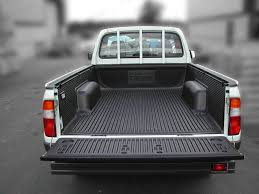 Ford Ranger Truck Bed Cover - ford ranger 3 4 single cab pickup truck bed liner over rail 4x4