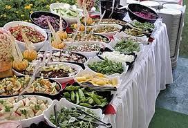 buffet mariage traiteur reception buffet froid organisation entreprise mariage