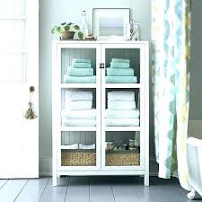 Towel Cabinet For Bathroom Awesome Bathroom Linen Cabinets Bathroom Storage Lowes Canada