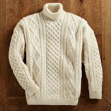 mens turtleneck sweater s aran turtleneck sweater national geographic store