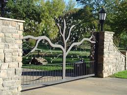 118 best entries and garden gates images on metal