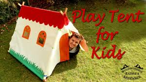making a play tent for kids ep 019 youtube
