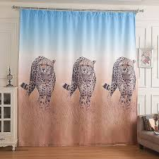 popular curtains print curtains and window treatments unique popular animal print