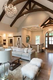 Home Interior Ceiling Design by Best 25 Exposed Beam Ceilings Ideas On Pinterest Wood Beamed