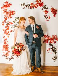 fall themed wedding fall weddings colors and ideas that don t scream a