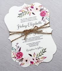 wedding invitations floral floral wedding invitation template amulette jewelry