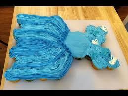 Cinderella Cupcakes Cinderella Movie Ball Gown Pull Apart Cupcake Cake Youtube