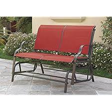 Outdoor Modern Bench Amazon Com Premium Patio Chairs Loveseat Modern Outdoor Wood