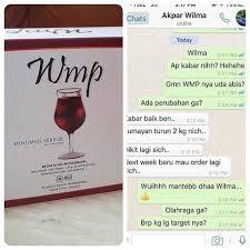 Obat Wmp langsing alami dalam tujuh hari dengan wmp distributor resmi pt