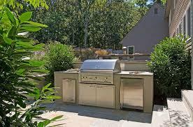 Outside Kitchen Designs Pictures Outdoor Kitchen Designs U0026 Ideas Landscaping Network