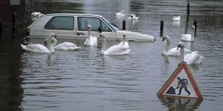 car repair from flood drying out your flooded car