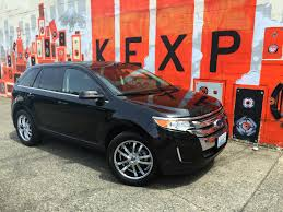 2013 ford edge on 20