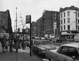 Bloomingdales New York Map by Italian East Harlem Ephemeral New York