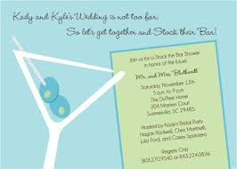 stock the bar invitations graphically after kady and kyle s stock the bar invitations