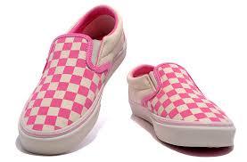 light pink checkered vans womens vans washed checker slip on pink adidas converse ked s